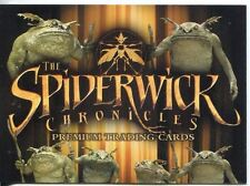 The Spiderwick Chronicles Promo Card SW-SD2007