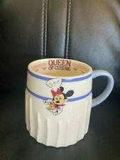 New 2020 Disney Epcot Food & Wine Festival - Minnie Mouse Mug - Queen of Cuisine