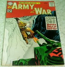 Our Army at War 120, VF (8.0) 1962 Battle Tags of Easy Co! 40% off Guide!