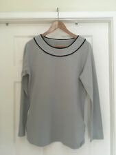 Joe Browns Light Blue Top Size 12 New Without Tags