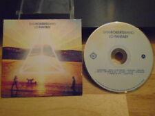 RARE PROMO Sam Roberts Band CD Lo-Fantasy Chet Doxas CANADA Youth killing joke !