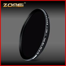 ZOMEi® Slim 67mm Variable ND Filter ND2 to ND400 Neutral Density