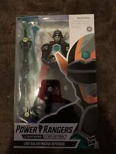 Mighty Morphin Power Rangers Magna Defender action figure Lightning Collection