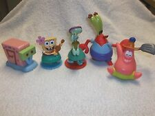 SpongeBob SquarePants & Friends Cake Topper Or Toy Figures