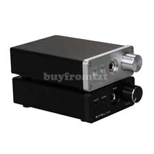 SD793-II Headphone Amplifier PCM1793 DIR9001 DAC Decoder Optical Coaxial Input