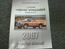 2007 Dodge Ram 1500 2500 3500 Transmission & Transfer Case Service Repair Manual