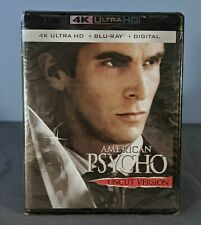 American Psycho (4K + Blu-ray + Digital Copy 2018) New Christian Bale Jared Leto