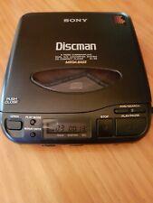 Vintage Sony Discman D-33