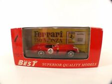 Best Model 9048 • Ferrari 750 Monza Tourist Trophy 55  • 1/43 boxed /boîte