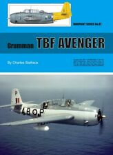 warpaint Series book No. 87 Grumman TBF Avenger by Charles Stafrace 70 Pages