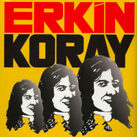 Erkin Koray - Erkin Koray (Vinyl LP - 1973 - EU - Reissue)