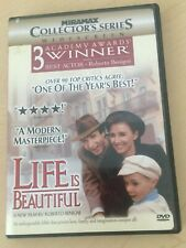 Life Is Beautiful Dvd Miramax Collector'S Series Deluxe Edition Roberto Benigni