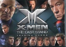 X-Men 3 The Last Stand Complete 72 Card Base Set