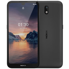 Nokia 1.3 Dual-SIM Smartphone mit 16GB Speicher, Android 10, charcoal