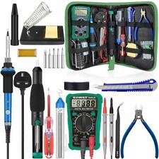 Soldering Kit,Soldering Iron with Multimeter,NO-Soldering Welding