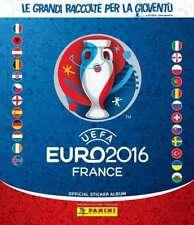 Mancoliste figurine Euro 2016 Panini Calciatori Champions WC stickers cromo 0,18