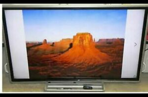 "Sharp 70""  PN-L702B LCD write on board/Touch Screen Monitor"