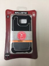 Ballistic TO1595-A78Y Tungsten Tough Series Case for Samsung Galaxy S6 - Black