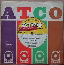 "OSMAR MILITO E TRAMA 1973 ""As Moça"" Bossa Soul Funk Groove 7""  BRAZIL 45 HEAR"