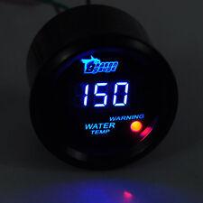 """2"""" 52mm Auto KFZ LED Anzeige Digital Water Temp Wasser Temperatur Instrument"""
