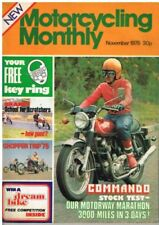 Motorcycle 1st Edition Transportation Magazines in English