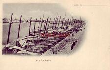Cette, le... LA RADE - FRANCE. pre-1907
