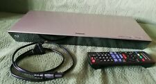Panasonic DMP-BDT330 Lettore Blu-ray 3D, 4K Upscaling, Miracast, 2 HDMI, WI Fi