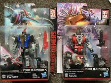 Transformateurs De Puissance des primes Autobot Limace Scellé
