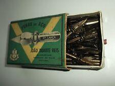 Box Old Vintage Old pen nibs João Duarte Reis Pena steel # 138 (full box)