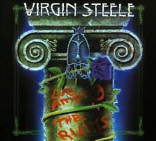 VIRGIN STEELE - LIFE AMONG THE RUINS [DIGIPAK] NEW CD
