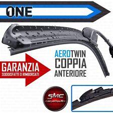 Kit 2 Spazzole tergicristallo ONE AEROTWIN FIAT PUNTO 2 SERIE ANTERIORE
