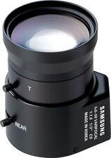 SAMSUNG CCTV LENS techwin sla-550da 1/3 pollice 5-50mm LENS