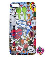 NEW APPLE IPHONE 5 / IPHONE 5S DAVID AND GOLIATH HARD PLASTIC COVER CASE