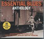 Essential Blues Anthology - 50 Original Blues Classics (2CD 2008) NEW/SEALED