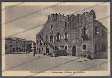 VENEZIA PORTOGRUARO 34 Cartolina viaggiata 1940