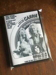 Carrie (1976) – TV Version - DVD