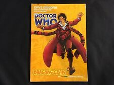 DOCTOR WHO DRAGON'S CLAW A PANINI BOOKS GRAPHIC NOVEL