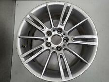 """BMW 3 SERIES E90/E91/E92 18"""" SILVER ALLOY RIM 8036934 (P17) M-SPORT"""