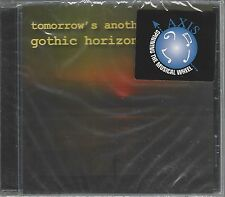 GOTHIC HORIZON - TOMORROW'S ANOTHER DAY.... - (still sealed cd) - AXCD 1007