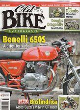 benelli 650s douglas dragonfly moto guzzi v-twin gp racer ron toombs old  bike 37