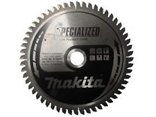 Makita Saw Blade for Plunge Saws 165x20x56T B-09307