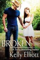 Broken (Book One Broken Series), Brand New, Free P&P in the UK