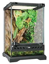 Toad Cage iguana Reptile Terrarium Snake Lizard Dragon Bearded Glass Aquarium