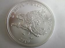 2019 .999 fine silver   DYING EAGLE ZOMBUCKS