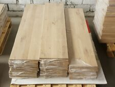 Massivholzplatte Wildeiche Asteiche Möbelbauplatte Eiche massiv Regalbau DL 19mm