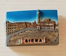 Lot Of 3 Cities In Italy Vtg Kitchen Magnets. Souvenir Travel Collectors
