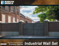 Rubicon Models 28mm Industrial Wall Set # 283006