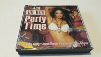 101 HITS PARTY TIME 4CD