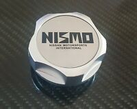 Nismo Style Old Logo Oil Cap - Nissan Micra / Cefiro / Laurel / Stagea / 350Z