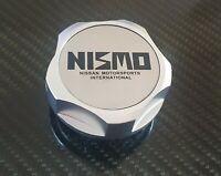 Nismo Style Old Logo Oil Cap - Silvia / S13 / S14 / S15 / 180SX / 200SX
